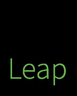 Leap-black-green